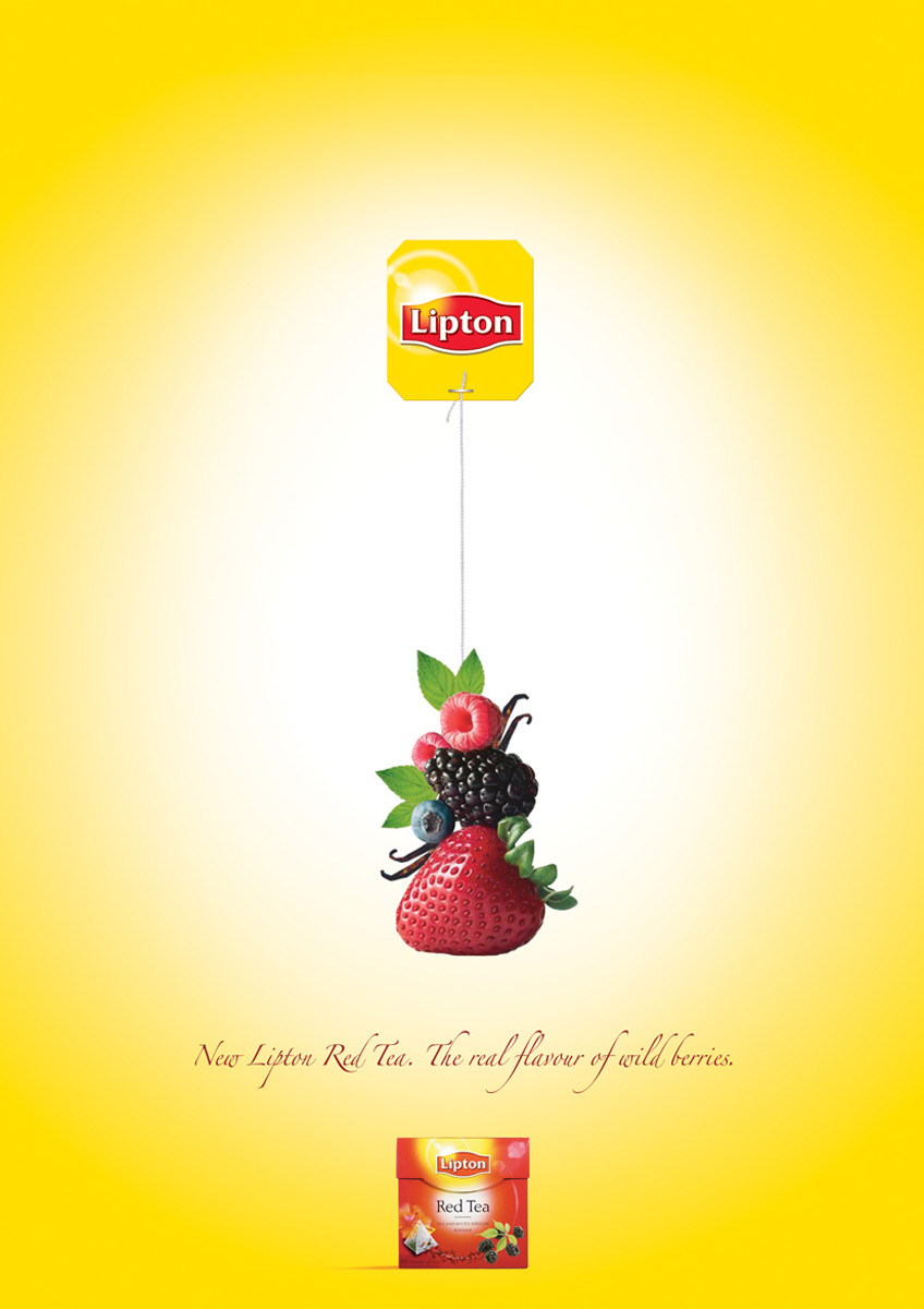 22 lipton berries www.lipton.it
